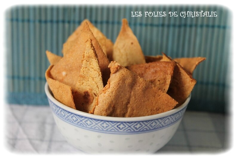 Crackers Pois chiches 2