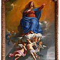 Saint-julien-en-beauchêne : philippe de champaigne (1671) jacques paris (2012)
