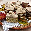 Muffin monday # 33 muffin aux saveurs ardèchoises ( châtaigne )