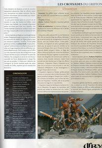 Les Croisades du Griffon 03