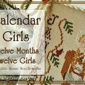 Little house needleworks - calendar girls