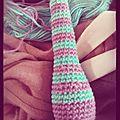 C'est lundi, que crochetez-vous, cousez-vous, tricotez-vous, créez-vous… bref, que faites-vous ? #8