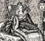 Effigie de Marguerite de Valois
