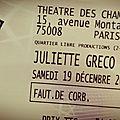 Juliette a vingt-deux ans