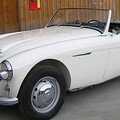 Austin Healey BN 6 - 1965