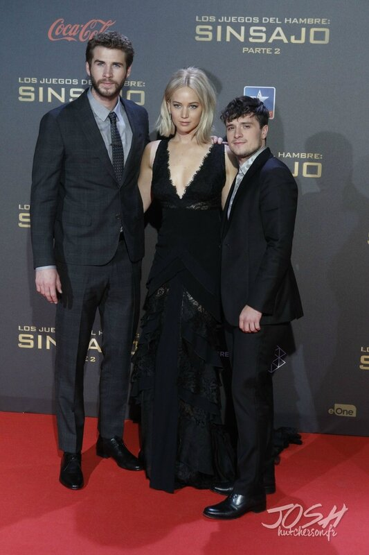 Hunger Games Mockingjay Part 2 Madrid Premiere 01