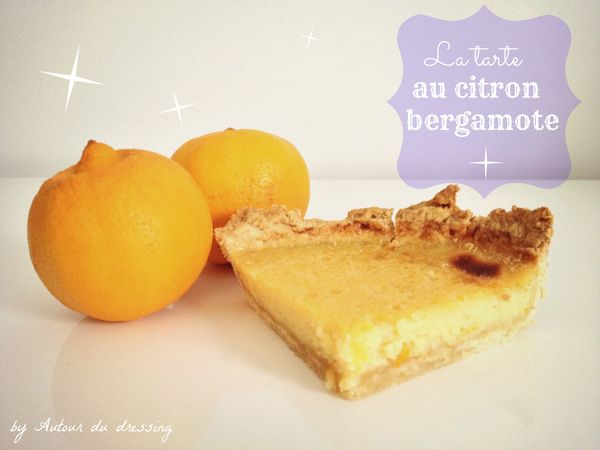 tarte citron bergamote star