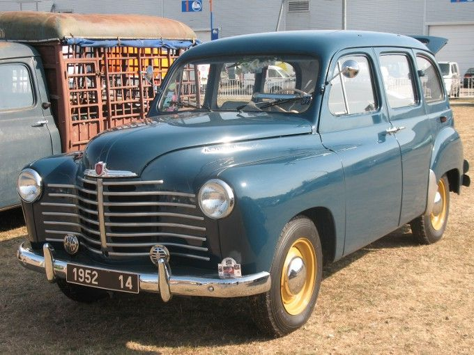 Renault Prairie 1950 1957 Autos Crois 233 Es