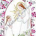 CF Ange lys groseille fuchsia