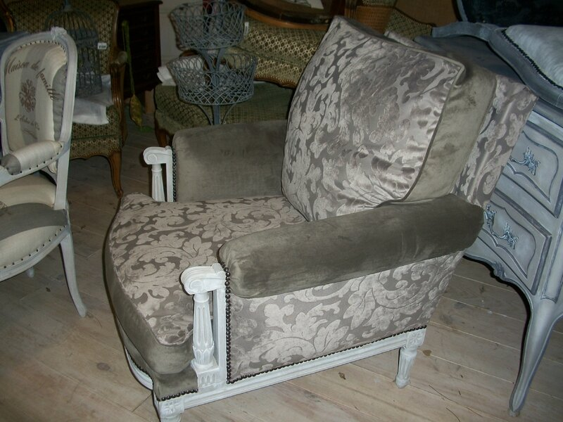 fauteuil louisvvi