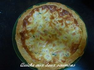 quiche aux 2 saum grand