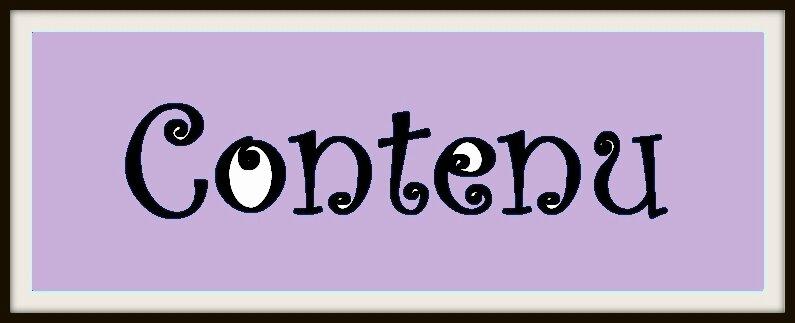 Contenu violet geom