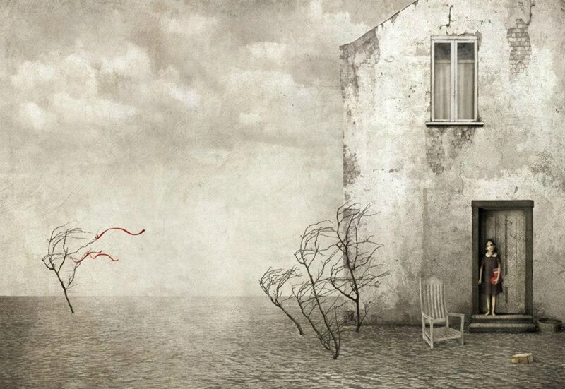 Gabriel Pacheco 1973 - Mexican Surrealist Visionary painter - Tutt'Art@ (58)