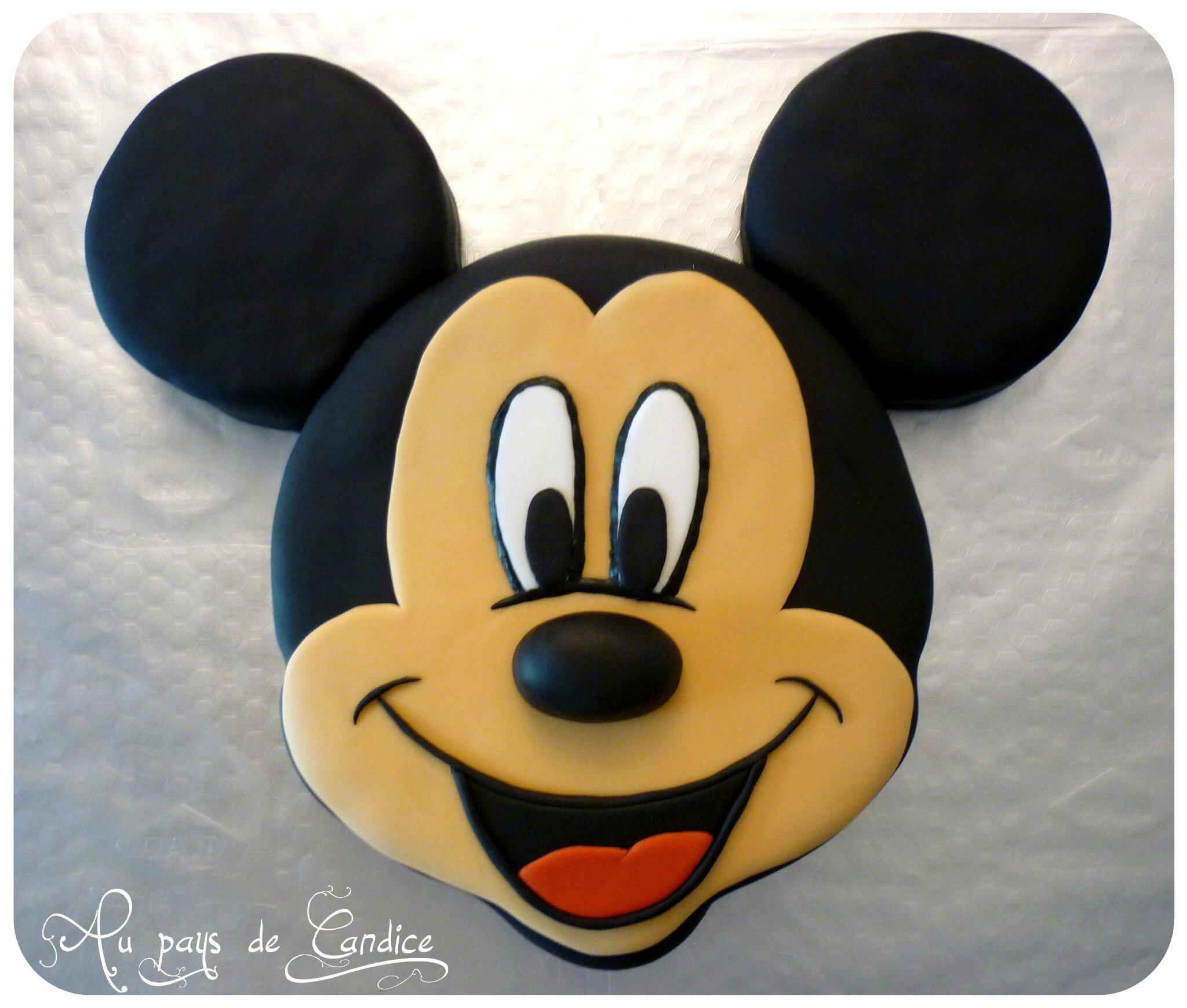 Bekannt Mickey (épisode inédit) - Au pays de Candice KK47