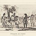 Du 6 au 9 janvier 1794… l'exécution de d'elbée