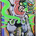 _collectors_seppuku danzantes posters 2/3