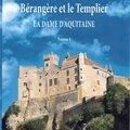 La dame d'aquitaine : bérangère et le templier - tome 1 de jean-claude dubreuil