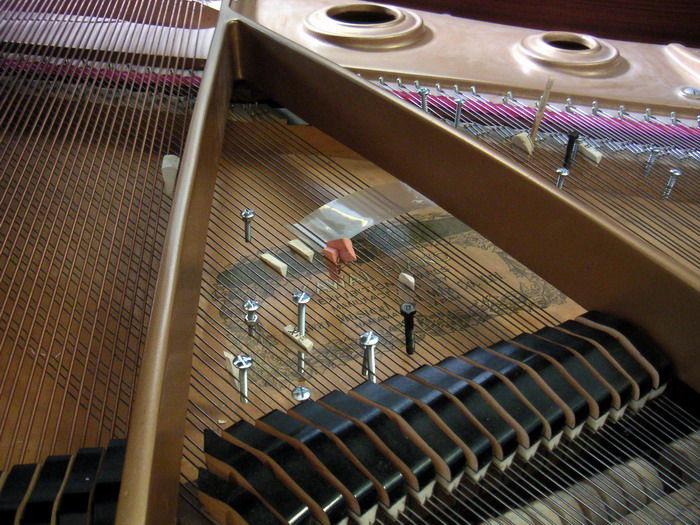 i Piano préparé John Cage'