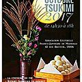 Fête otsuki-mi 15 octobre 2017 / association culturelle franco-japonaise de marseille