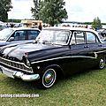 Ford taunus 17M (P2) de luxe (1957-1960)(Retro Meus Auto Madine 2012) 01