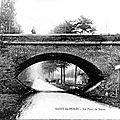 SAINS DU NORD-Le Pont de Sains