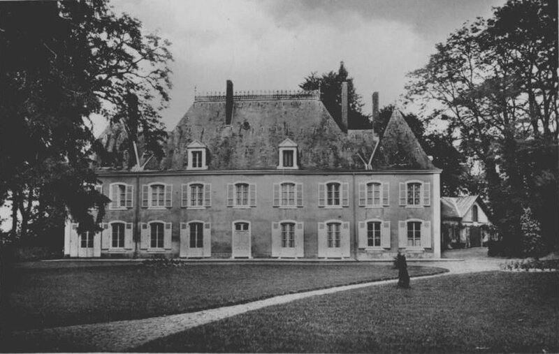 thorigné chateau
