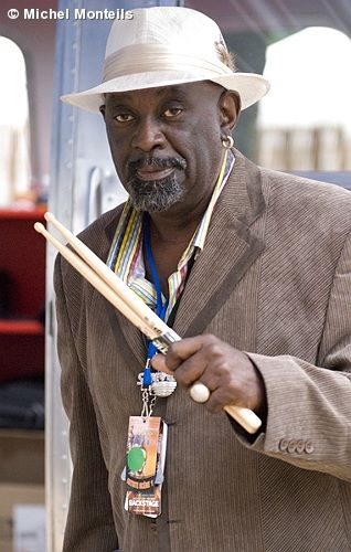 GEORGE BROWN ( drums ) KOOL AND THE GANG