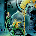 Throne of atlantis : la couleur