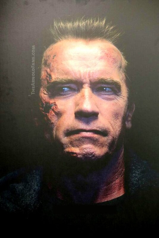 Terminator Genisys (photo)
