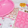 Association scrapcooking® et hello kitty