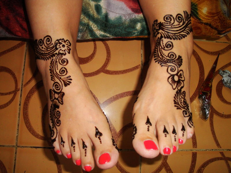 Tattoos Henna For Body: Body Art: Henna Tattoos