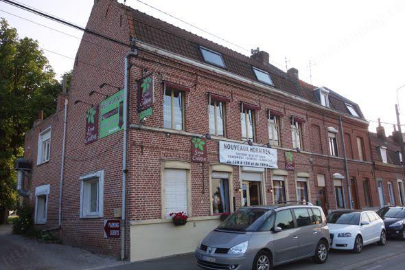 restaurant Sous le charme Saint Andre Lez Lille 001 LE MIAM MIAM BLOG
