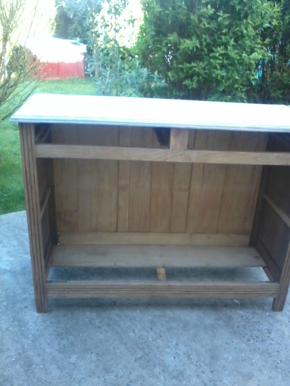 Mes d buts dans la restauration de meubles transformation of furniture pai - Transformation de meuble ...