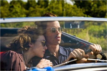 Mildred-Pierce voiture