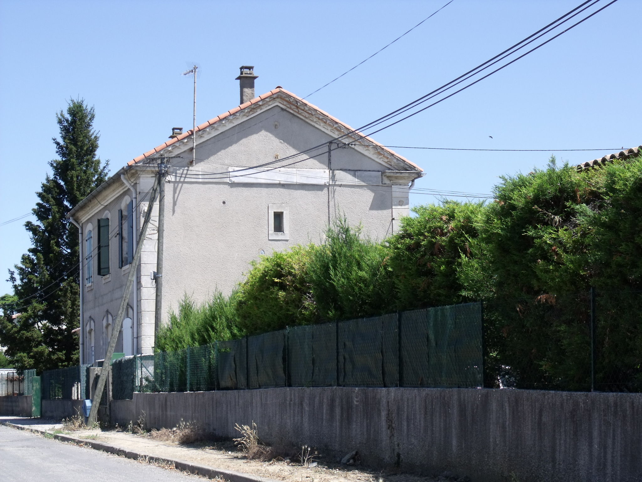 Saint-Chaptes (Gard)