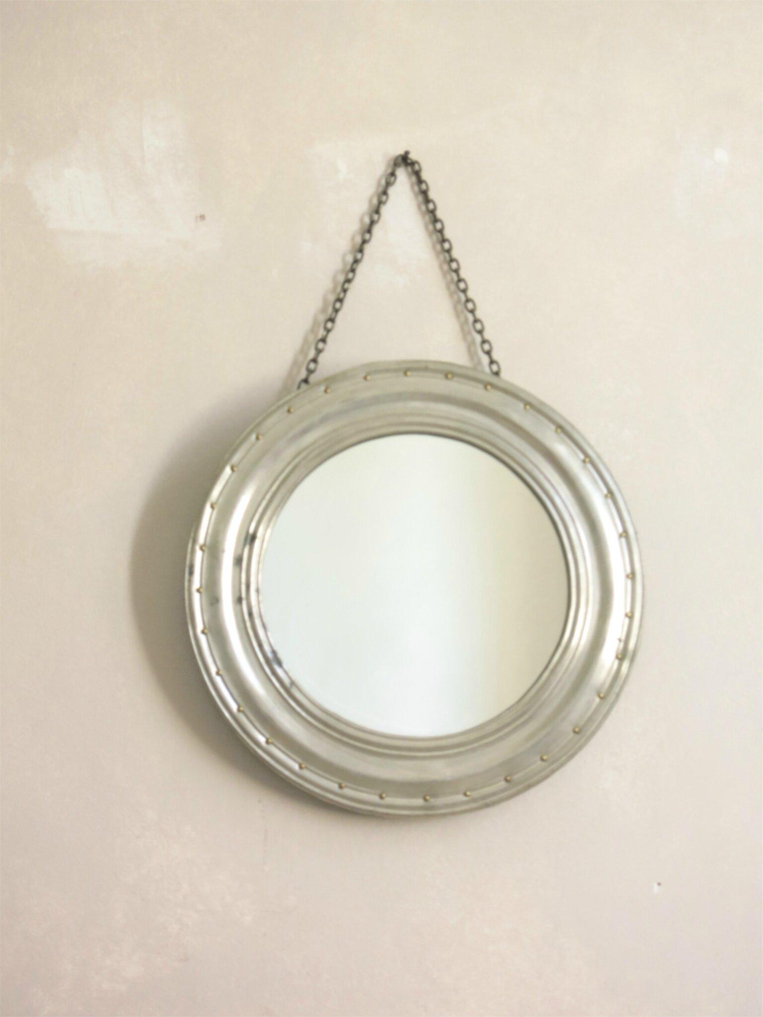Le miroir coup de coeur commodes tables et buffets for Miroir industriel solde
