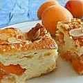 Abricots a l'anglaise . ( saint valentin )