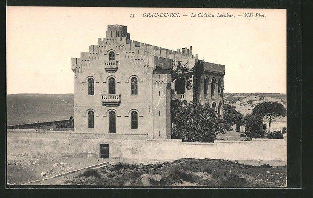 Grau du Roi Château-Leenhardt