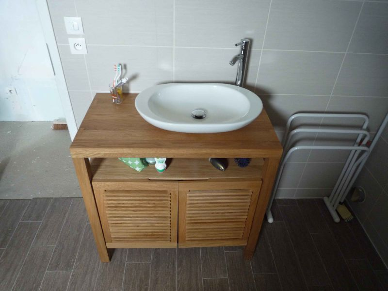 Lavabo notre futur sweet home - Vasques leroy merlin ...