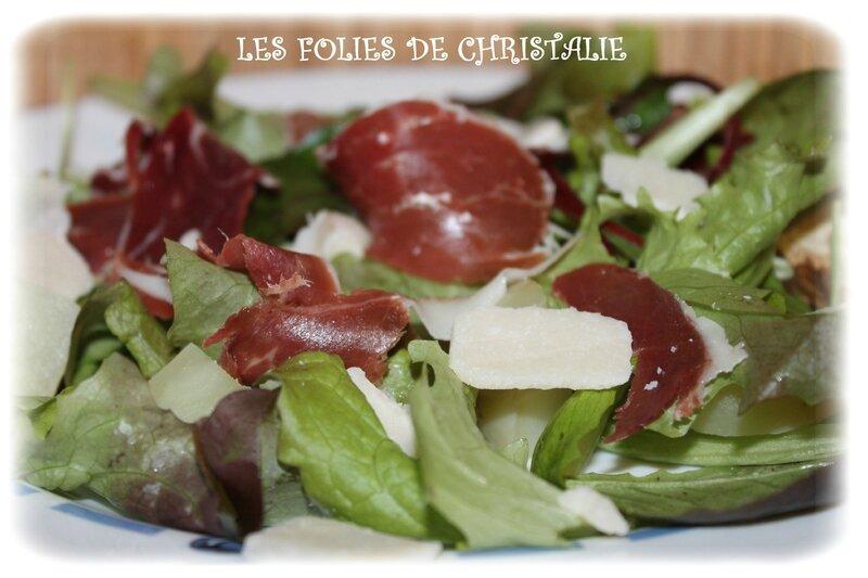Salade pata négra 1