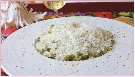 risotto artichauts et petits pois en multicuiseur10