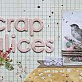 élue top scrap2012, modératrice forum scrapmalices