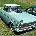 Opel rekord p2 pickup 1960-1963