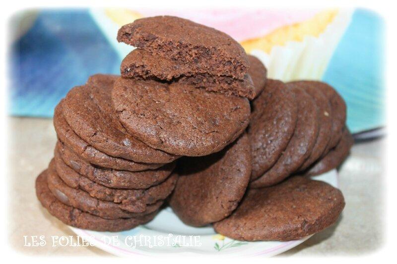Cookies chocolat 12