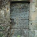 Porte d'autrefois
