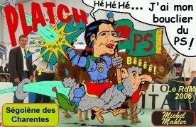 Bouclier PS