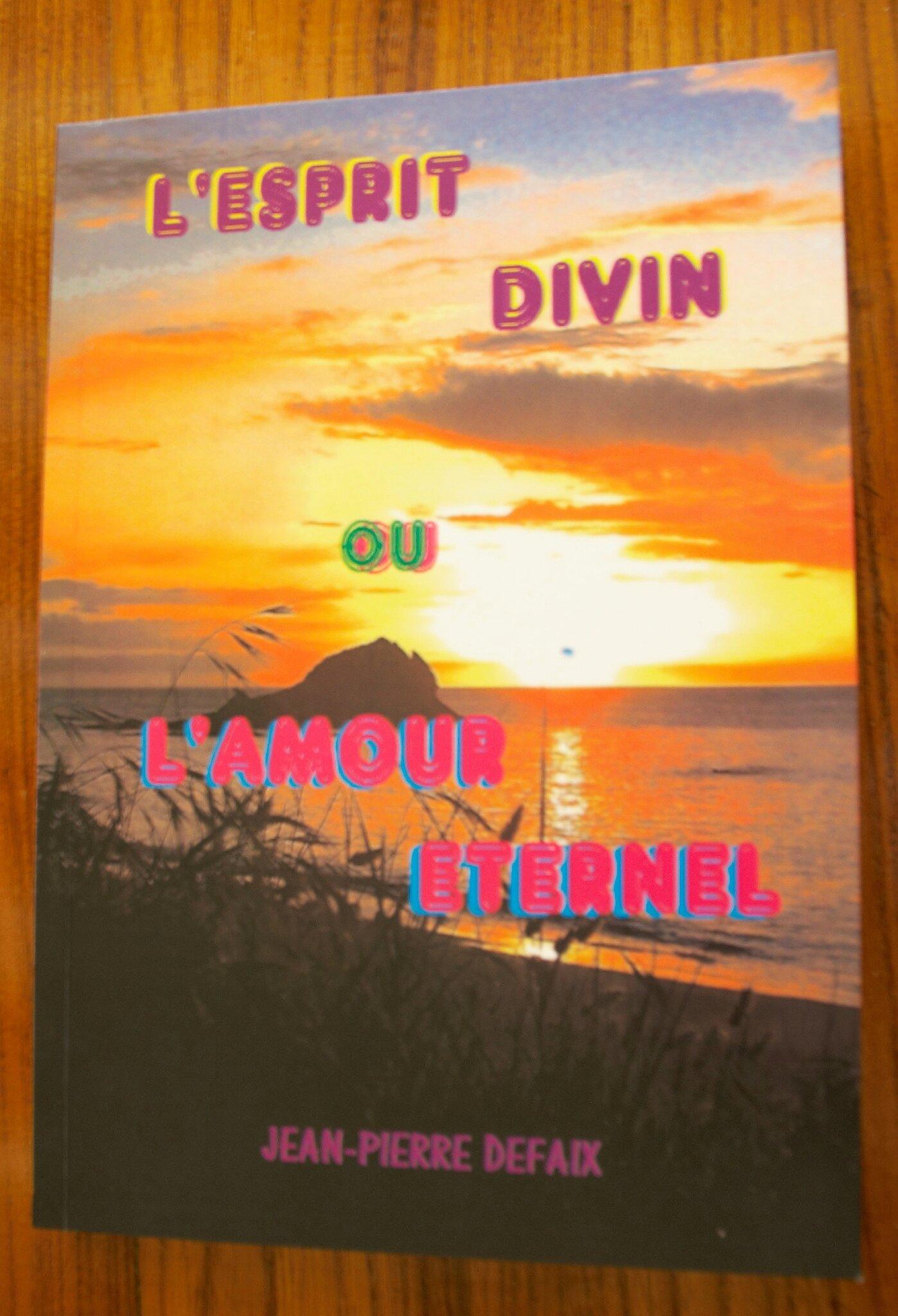 """Description """"L""""Esprit Divin...."""""""