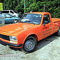 Peugeot 504 pick-up (32ème Bourse d'échanges de Lipsheim) 01