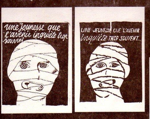 Epinglés ( Affiches Beaux Arts )