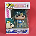 Sailor mercury, funko pop!